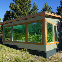 Ceres Residential Greenhouse Design