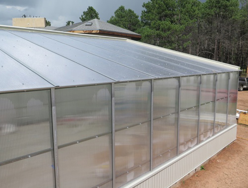 commercial greenhouse kit