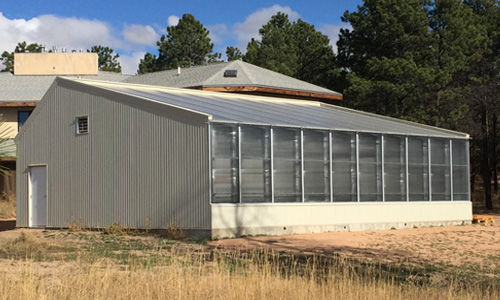 Energy Efficient Greenhouse Kit