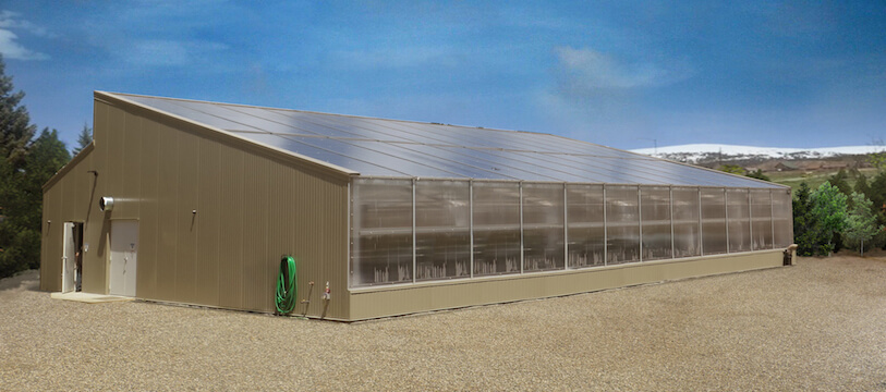 Energy Efficient Commercial Greenhouses Custom