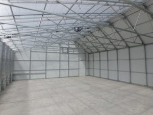 commercial greenhouse kit steel