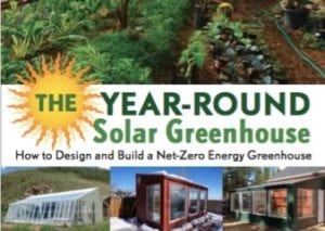 The Year-Round Solar Greenhouse Book