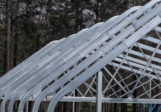 Durable HighYield Greenhouse Kit by Ceres Greenhouses