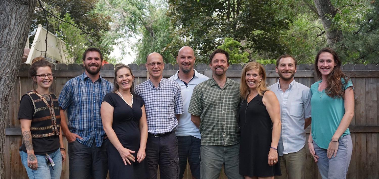 ceres solar greenhouse team photo