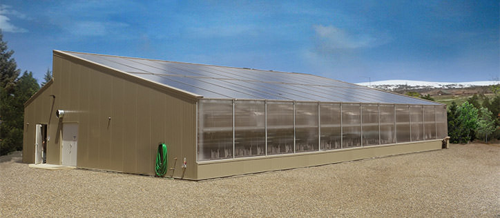 Solar Greenhouse Design Construction Year Round Growing