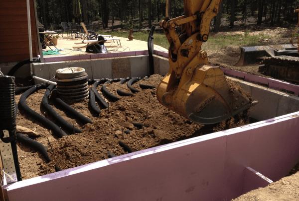 GAHT system installation