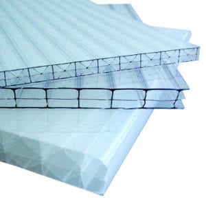 Polygal Polycarbonate Panels, durable greenhouse roof