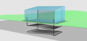 Energy efficient greenhouse heating and cooling with a GAHT system