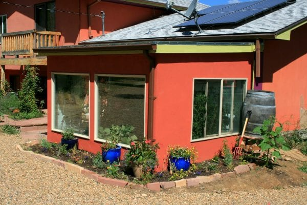 Custom Energy-Efficient Greenhouse
