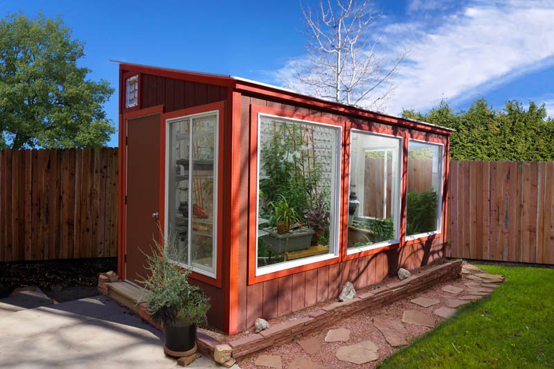 Year Round Solar Greenhouses For Smart Abundant Growing