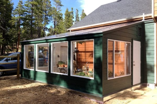 Insulated Solar Greenhouse Designs Ceres Greenhouse