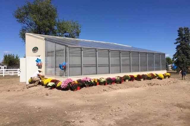 Energy efficient Commercial Greenhouse Kit