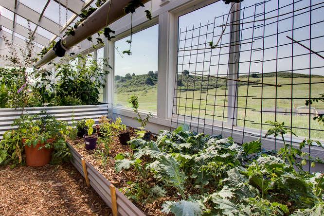 custom year round greenhouse