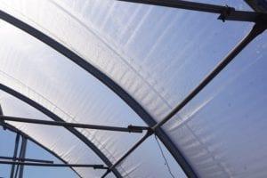 ETFE glazing