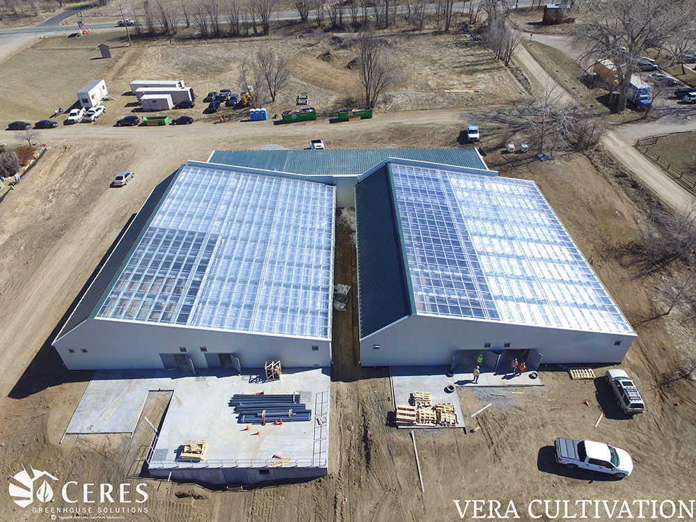 Commercial Greenhouse Design - Solar Greenhouses | Ceres Greenhouse