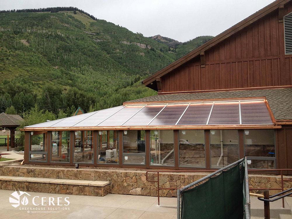 Commercial Greenhouses - Custom Greenhouse Designers
