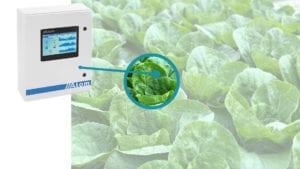 atom controller analyzing plants