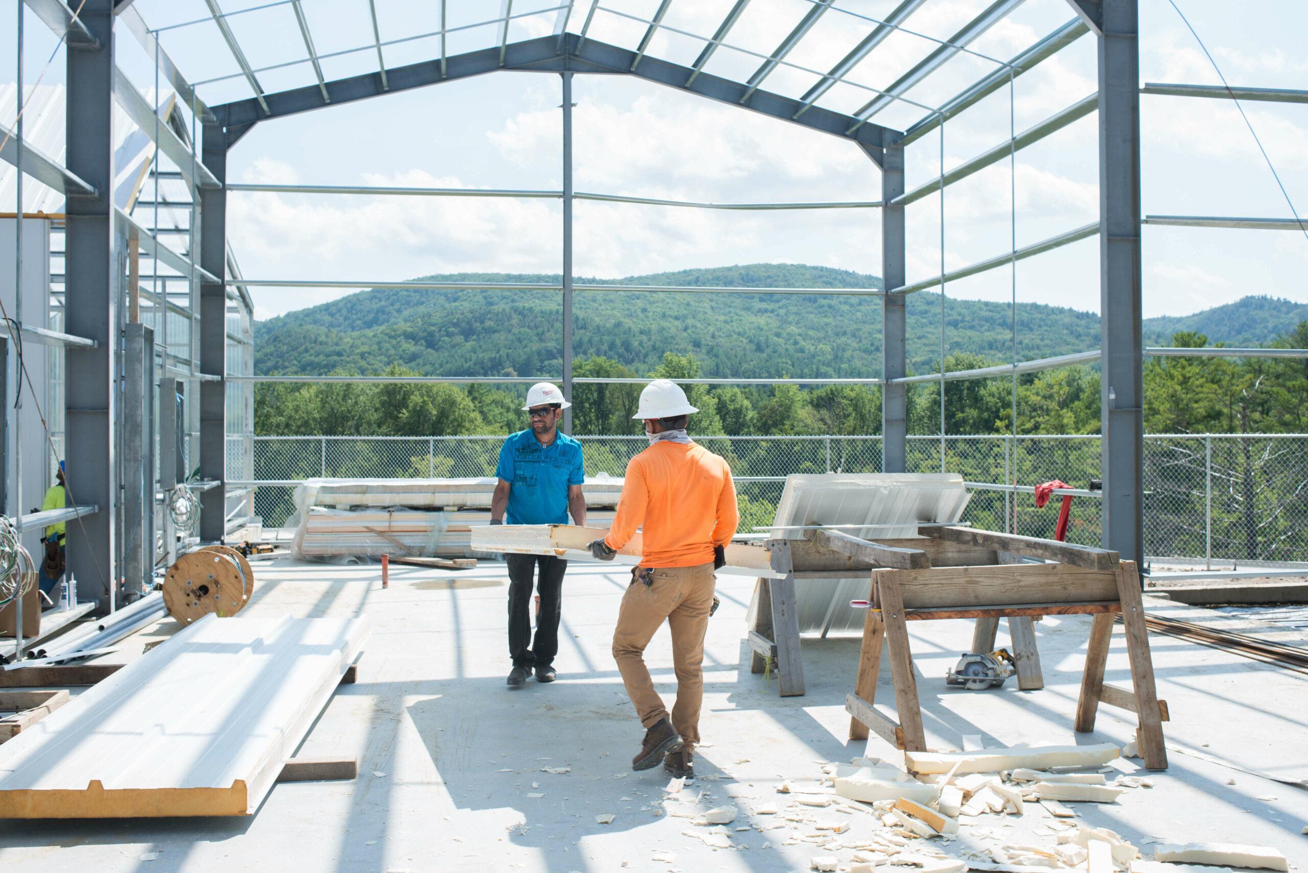 greenhouse contractors
